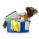 Mops, Brushes & Buckets
